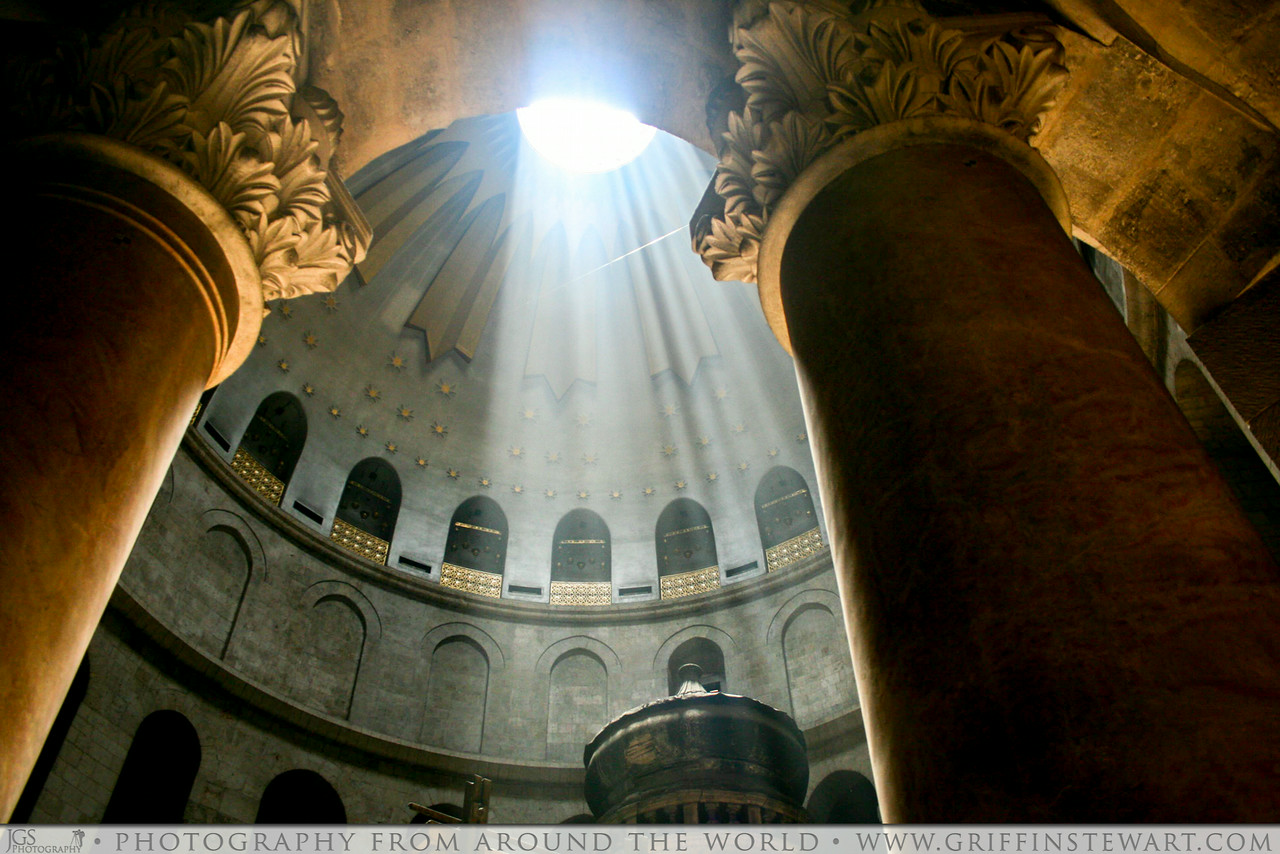 Light From Above The Holy Holy Sepulchre