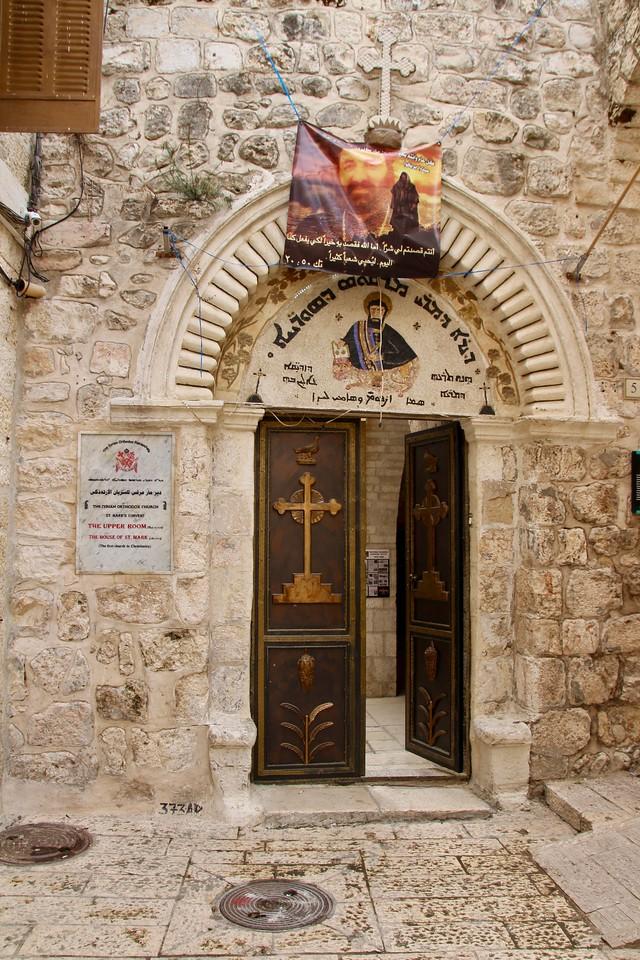 St. Mark's Church - Armenian Quarter