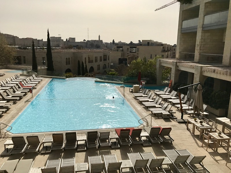 Tower of David Hotel