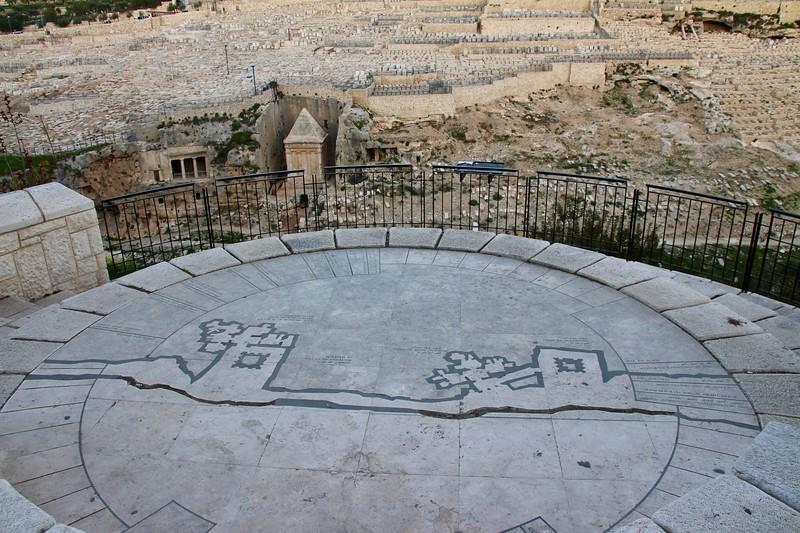 Tomb Zechariah Mount of Olives