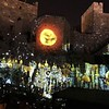 Tower of David Light Show
