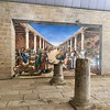 The Cardo - Old Roman Market of Jerusalem