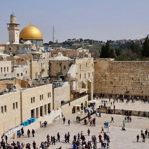Free Self-Guided Walking Tour of Jerusalem's Old City (with Map)