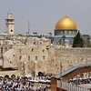 Dome of the Rock and Western Wall