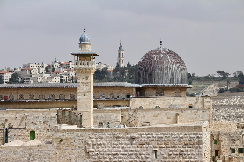 Free Self-Guided Walking Tour of Jerusalem's Old City (Map)