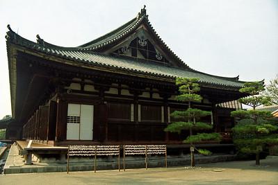 Sanjusangendo Temple...