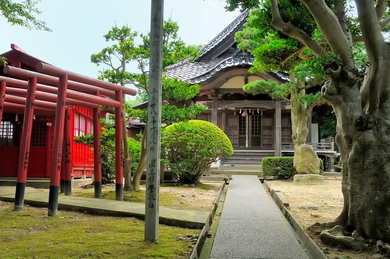 Jukyoji Temple - Higashi Chaya District - Kanazawa Japan