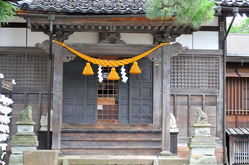 Temple - Higashi Chaya District - Kurashiki, Japan