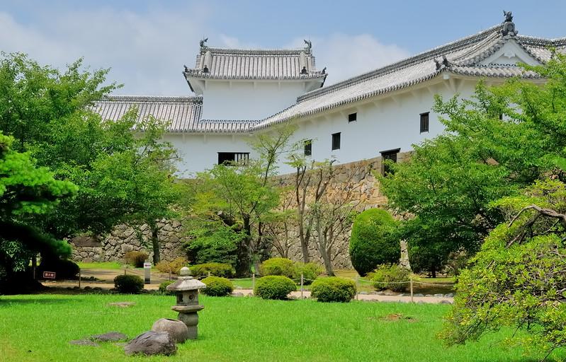 Himeji Castle grounds - Himeji, Japan