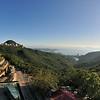 Looking southwest from Hong Kong's Peak