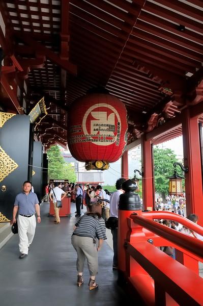 Entryway -  Sensoji Temple