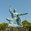 Peace Statue Close up
