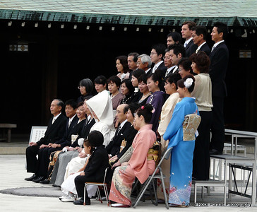 There's one non-Japanese in this photo - right up the top. Wonder how he got in there?