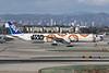 "JA789A Boeing 777-381ER c/n 40687 Los Angeles/KLAX/LAX 25-01-18 ""BB-8"""