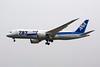 JA815A Boeing 787-8 c/n 40899 Beijing-Capital/ZBAA/PEK 10-11-12