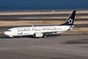 """JA51AN Boeing 737-881 c/n 33886 Tokyo-Haneda/RJTT/HND 25-02-11 """"Star Alliance"""""""