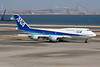 JA8099 Boeing 747-481D c/n 25292 Tokyo-Haneda/RJTT/HND 26-02-11