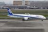 JA876A Boeing 787-9 c/n 34532 Tokyo-Haneda/RJTT/HND 20-10-17