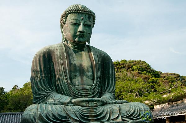Great Buddha (Kotokuin Temple) - Kamakura, Japan