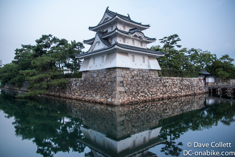 Takumatsu Castle tower