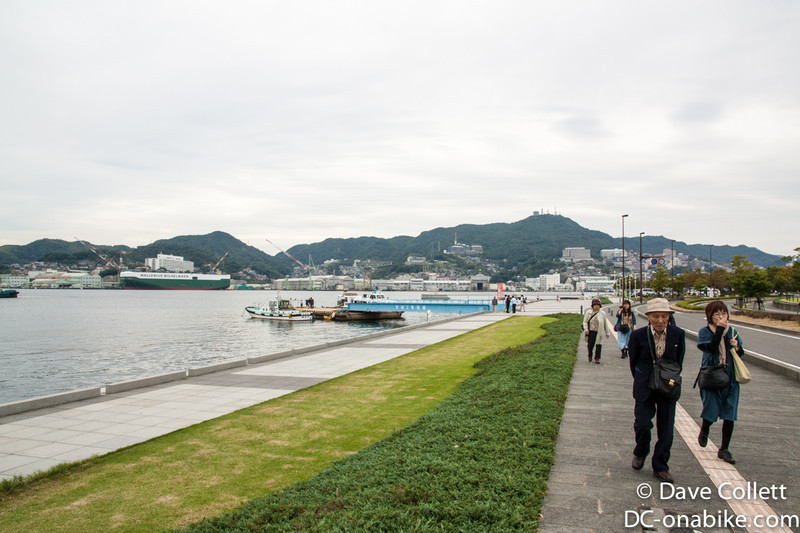 Nagasaki Waterfront