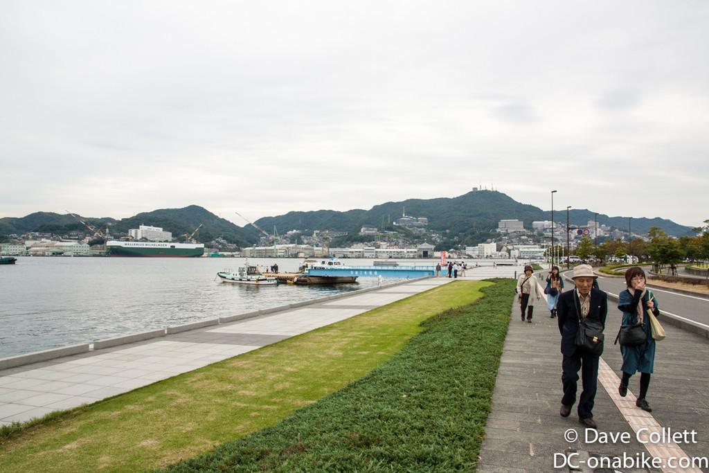 Nagasaki Waterfront