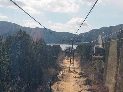 Hokone ropeway