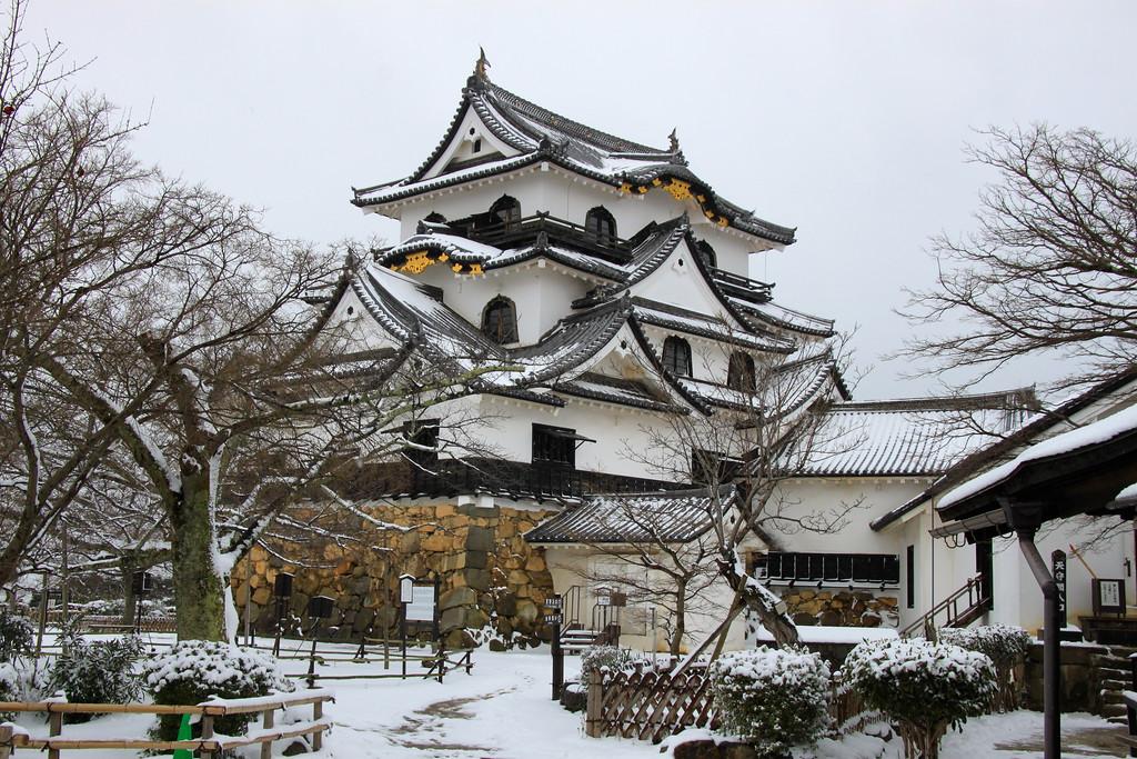 Hikone Castle - Hikone, Japan - Photo