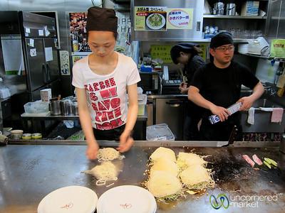 Hiroshima Okinomiyaki - Japan