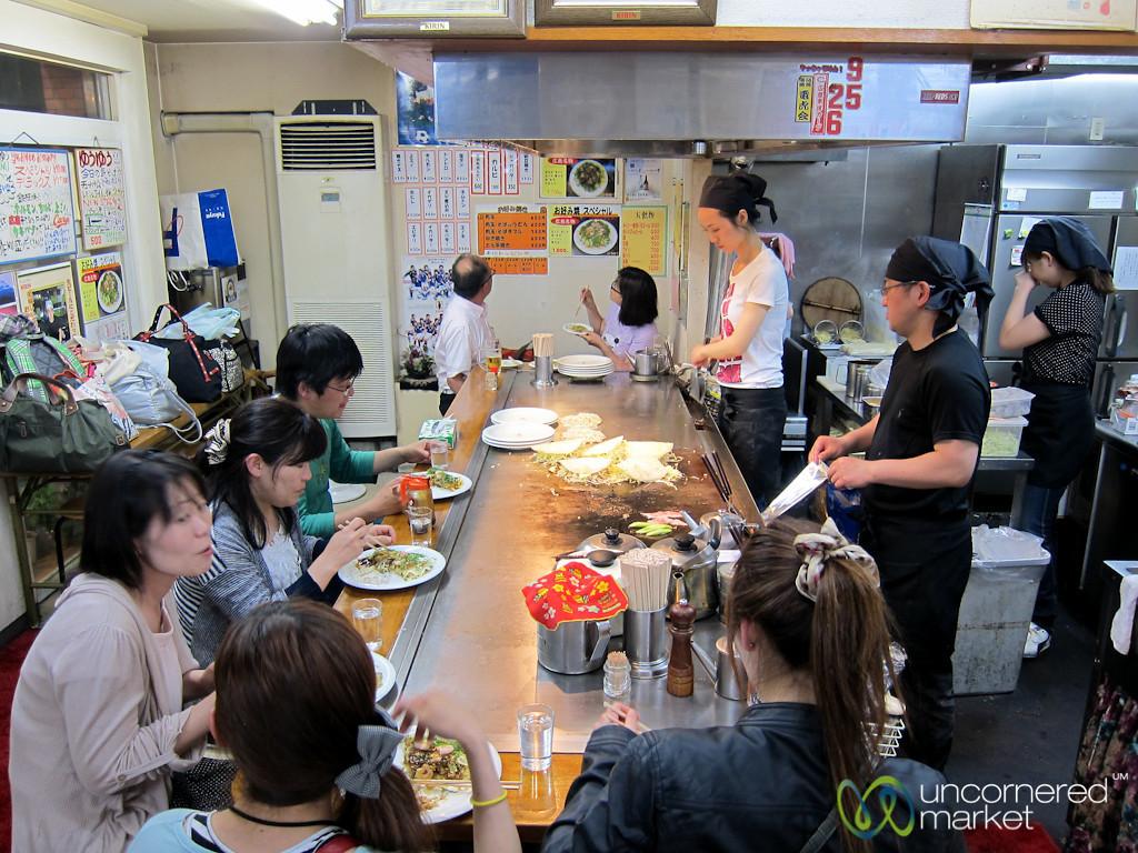 Hiroshima Okonomiyaki - Japan
