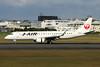 JA244J Embraer Emb-190-100STD c/n 19000722 Osaka-Itami/RJOO/ITM 25-10-17