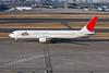 JA8397 Boeing 767-346 c/n 27311 Tokyo-Haneda/RJTT/HND 26-02-11
