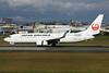 "JA350J Boeing 737-846 c/n 40954 Osaka-Itami/RJOO/ITM 25-10-17 ""Tokyo 2020"""