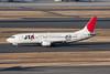 """JA8526 Boeing 737-4Q3 c/n 26606 Tokyo-Haneda/HND 26-02-11 """"Ryujin Mabuyer"""""""