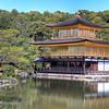"<a target=""NEWWIN"" href=""http://en.wikipedia.org/wiki/Kinkaku-ji"">Kinkaku-ji</a> temple (Golden Pavilion), Kyoto, Japan"