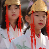 "Young girls in the <a target=""NEWWIN"" href=""http://en.wikipedia.org/wiki/Takayama_Festival"">Takayama Festival</a> procession, <a target=""NEWWIN"" href=""http://en.wikipedia.org/wiki/Takayama,_Gifu"">Takayama</a>, Japan"