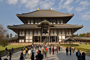 Todaji Temple, World's Largest Wooden Building