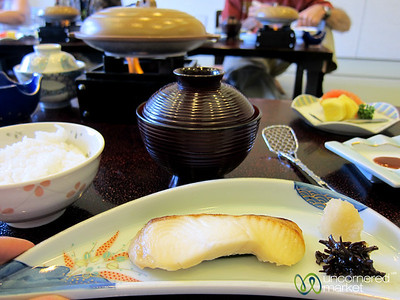 A Traditional Japanese Breakfast