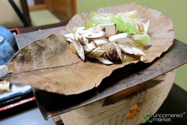 Traditional Takayama Breakfast - Japan