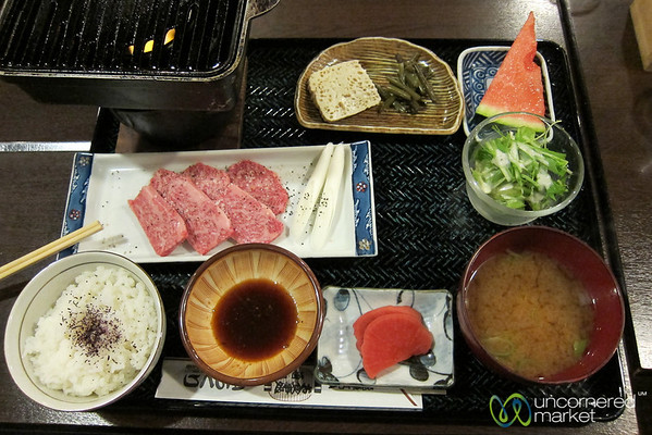 Hida Beef, a Specialty of Takayama, Japan