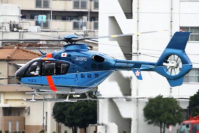 JA10PD Eurocopter EC135P2+ c/n 1131 Yao/RJOY 24-10-17