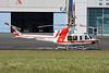 JA6928 Bell Helicopters 412EP c/n 36496 Tokyo-Heliport/RJTI 26-10-17