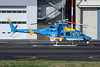 JA88CX Bell Helicopters 430 c/n 49129 Tokyo-Heliport/RJTI 26-10-17