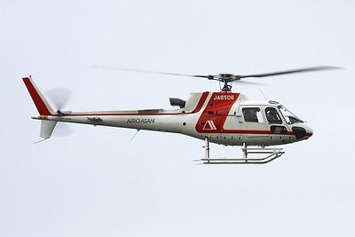 JA6506 Eurocopter AS.350B3 Ecureuil c/n 4293 Yao/RJOY 24-10-17