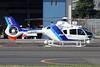JA37NH Eurocopter EC-135T2 c/n 0397 Tokyo-Heliport/RJTI 26-10-17