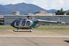 JA600N McD-D Helicopters MD-600N c/n RN051 Nagoya-Komaki/RJNA/NKM 23-10-17