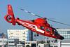 JA119E (3) Eurocopter AS.365N3 Dauphin c/n 6839 Tokyo-Heliport/RJTI 26-10-17