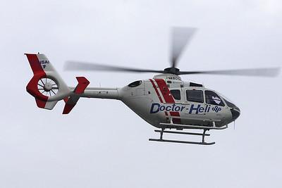 JA809H Eurocopter EC135 P2+ c/n 0543 Yao/RJOY 24-10-17