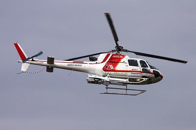 JA023B Eurocopter AS.350B3 c/n 3291 Yao/RJOY 24-10-17