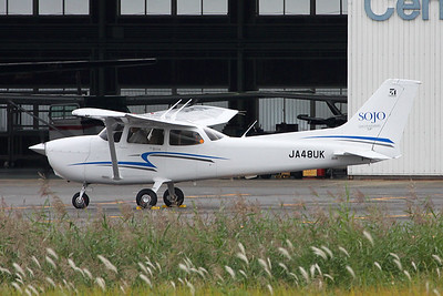 JA48UK Cessna 172S c/n 172S-11687 Yao/RJOY 24-10-17